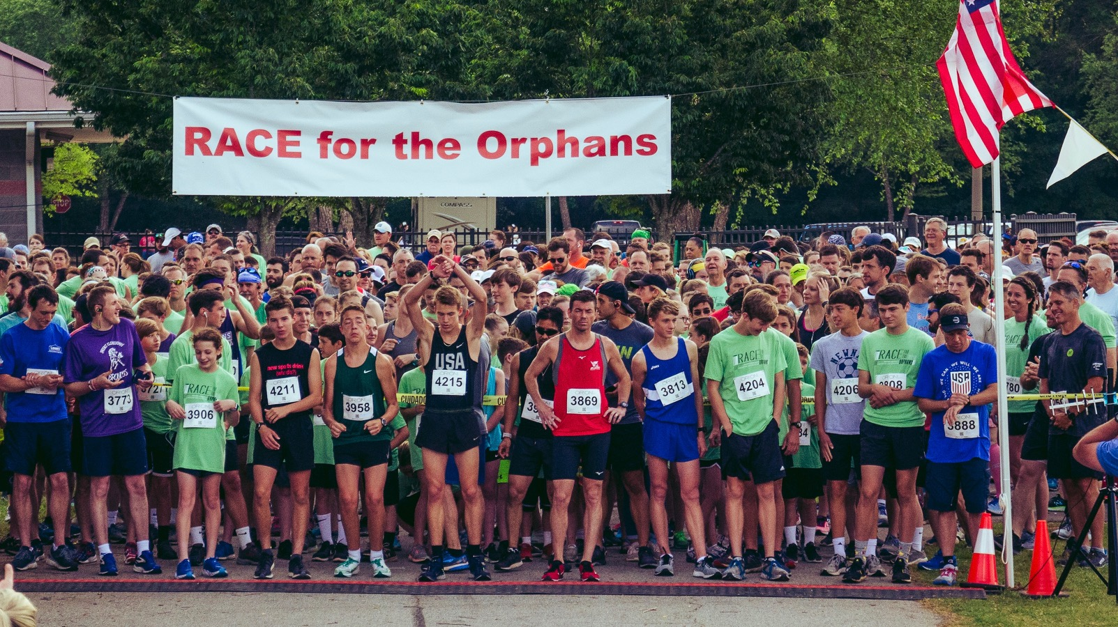 RACE for the Orphans - Raising Awareness Compassion and